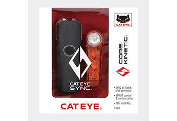 Cat Eye Sync Core & Sync Kinetic Light Set